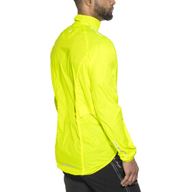 Endura Pakajak II Windproof Jacket Men hi-viz yellow